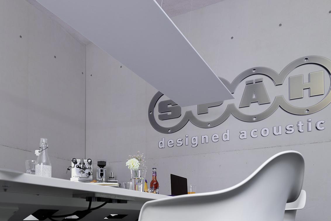 Akustik Decke ceiling