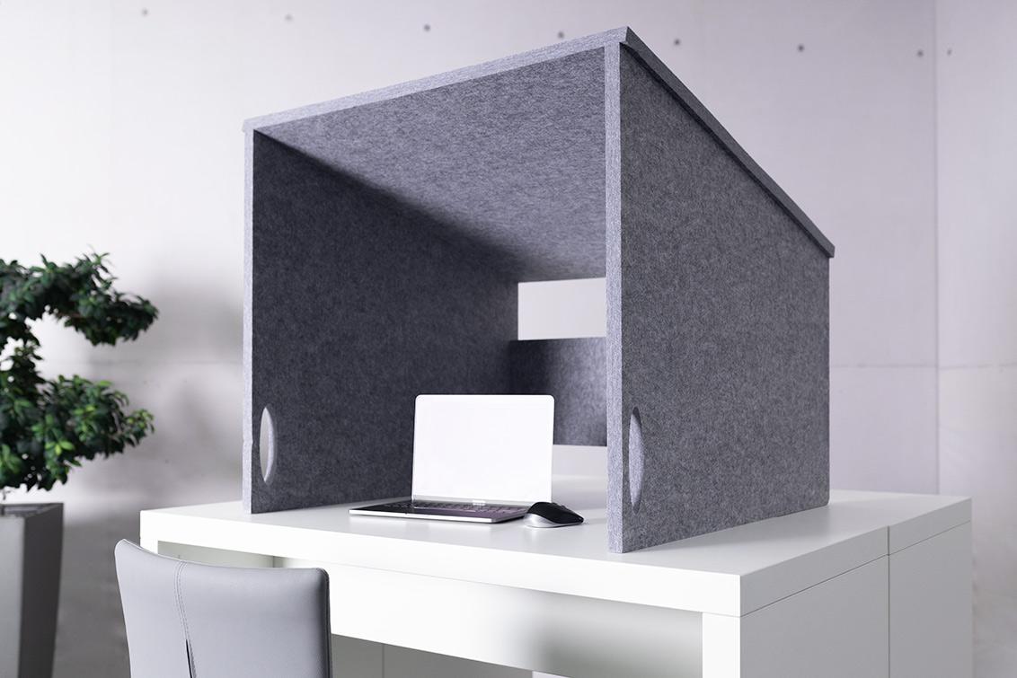 Schreibtischabsorber